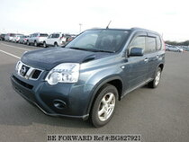 Used 2013 NISSAN X-TRAIL BG827921 for Sale for Sale