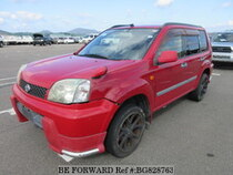 Used 2002 NISSAN X-TRAIL BG828763 for Sale for Sale