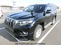 Used 2017 TOYOTA LAND CRUISER PRADO BG828656 for Sale for Sale