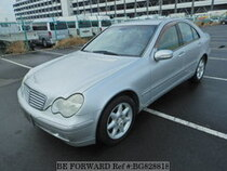Used 2001 MERCEDES-BENZ C-CLASS BG828818 for Sale for Sale