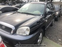 Used 2005 HYUNDAI SANTA FE BG833189 for Sale for Sale
