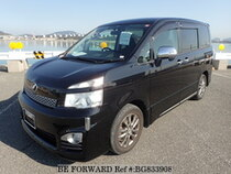 Used 2011 TOYOTA VOXY BG833908 for Sale for Sale