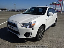 Used 2015 MITSUBISHI RVR BG833823 for Sale for Sale
