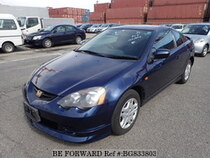 Used 2001 HONDA INTEGRA BG833803 for Sale for Sale