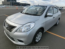 Used 2015 NISSAN LATIO BG834028 for Sale for Sale