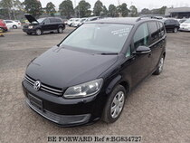 Used 2011 VOLKSWAGEN GOLF TOURAN BG834727 for Sale for Sale
