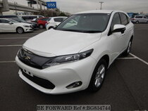 Used 2015 TOYOTA HARRIER BG834744 for Sale for Sale