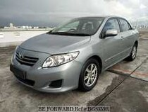 Used 2010 TOYOTA COROLLA ALTIS BG835302 for Sale for Sale