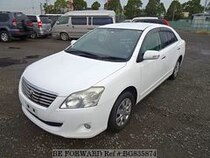 Used 2009 TOYOTA PREMIO BG835874 for Sale for Sale