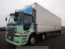 Used 2003 HINO PROFIA BG835713 for Sale for Sale