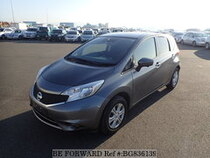 Used 2016 NISSAN NOTE BG836139 for Sale for Sale