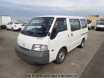 Used 2014 MAZDA BONGO VAN BG836141 for Sale for Sale