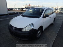 Used 2013 NISSAN AD VAN BG836144 for Sale for Sale