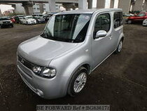 Used 2015 NISSAN CUBE BG836173 for Sale for Sale