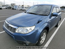 Used 2009 SUBARU FORESTER BG835727 for Sale for Sale