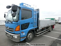 Used 2004 HINO RANGER BG835940 for Sale for Sale
