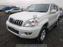 Used 2003 TOYOTA LAND CRUISER PRADO BG837227 for Sale for Sale