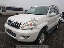 Used 2005 TOYOTA LAND CRUISER PRADO BG837249 for Sale for Sale