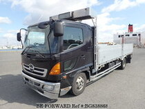 Used 2008 HINO RANGER BG838868 for Sale for Sale
