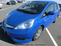 Used 2012 HONDA FIT SHUTTLE HYBRID BG838836 for Sale for Sale