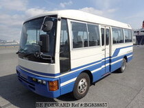Used 1993 ISUZU JOURNEY BUS BG838857 for Sale for Sale