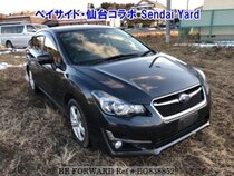Used 2015 SUBARU IMPREZA SPORTS BG838852 for Sale for Sale