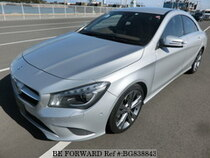 Used 2014 MERCEDES-BENZ CLA-CLASS BG838843 for Sale for Sale