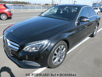 Used 2015 MERCEDES-BENZ C-CLASS BG838844 for Sale for Sale