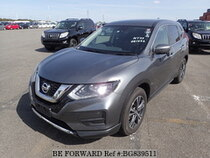 Used 2018 NISSAN X-TRAIL BG839511 for Sale for Sale