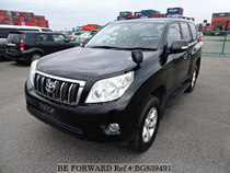 Used 2011 TOYOTA LAND CRUISER PRADO BG839491 for Sale for Sale