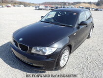Used 2009 BMW 1 SERIES BG838729 for Sale for Sale