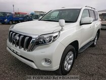 Used 2017 TOYOTA LAND CRUISER PRADO BG839399 for Sale for Sale
