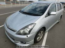 Used 2003 TOYOTA WISH BG839945 for Sale for Sale