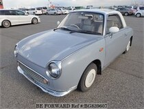 Used 1991 NISSAN FIGARO BG839607 for Sale for Sale