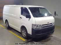 Used 2010 TOYOTA HIACE VAN BG839953 for Sale for Sale