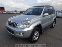 Used 2003 TOYOTA LAND CRUISER PRADO BG839614 for Sale for Sale