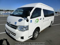 Used 2011 TOYOTA REGIUSACE COMMUTER BG839934 for Sale for Sale