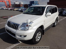 Used 2003 TOYOTA LAND CRUISER PRADO BG839643 for Sale for Sale