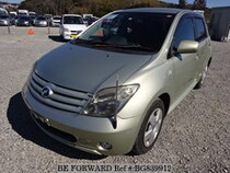 Used 2007 TOYOTA IST BG839912 for Sale for Sale