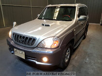 Used 2002 HYUNDAI TERRACAN BG841773 for Sale for Sale