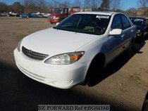 Used 2002 TOYOTA CAMRY BG841949 for Sale for Sale