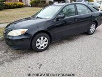 Used 2004 TOYOTA CAMRY BG844093 for Sale for Sale