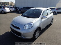 Used 2012 NISSAN MARCH BG844552 for Sale for Sale