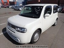 Used 2015 NISSAN CUBE BG844535 for Sale for Sale