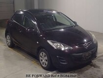 Used 2014 MAZDA DEMIO BG843948 for Sale for Sale