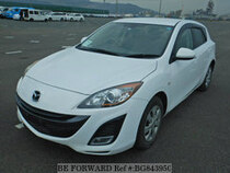 Used 2011 MAZDA AXELA SPORT BG843950 for Sale for Sale