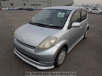 Used 2005 TOYOTA PASSO BG843745 for Sale for Sale