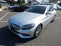 Used 2015 MERCEDES-BENZ C-CLASS BG844701 for Sale for Sale