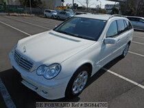 Used 2007 MERCEDES-BENZ C-CLASS BG844705 for Sale for Sale