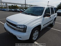 Used 2002 CHEVROLET TRAILBLAZER BG844658 for Sale for Sale
